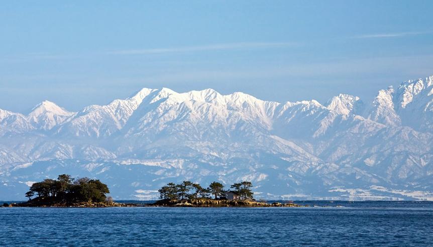 富山の地形